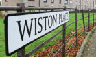 Wiston Place, Dundee. (Stock image).