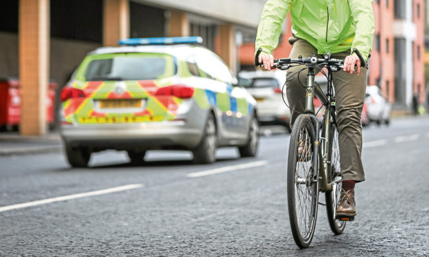 Police are being asked to help cyclists feel safer on the roads by trialling Operation Close Pass in Dundee.