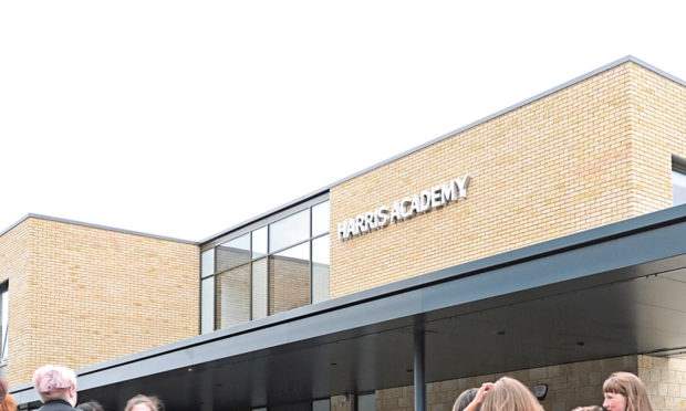 More than 600 pupils have been excluded from Dundee secondary schools in the past three years, with Harris topping the table with 120.
