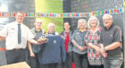 Keith Stewart has celebrated 25 years as an employee at McDonald's on Longtown Road in Dundee.