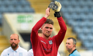 Dundee's Jack Hamilton left 'hurting' in dressing-room after Motherwell clash, claims McPake