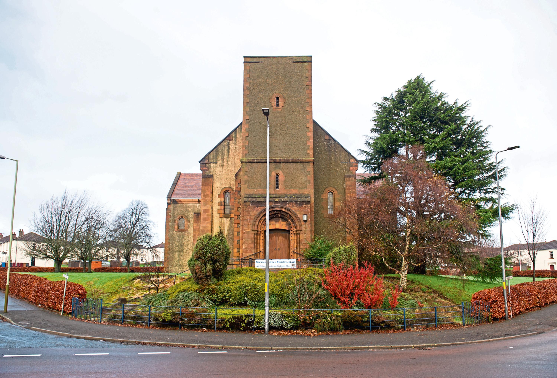 Craigiebank Church on Greendykes Road.