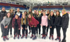 Baldragon are the first group participating in the Ice Dundee Community project.