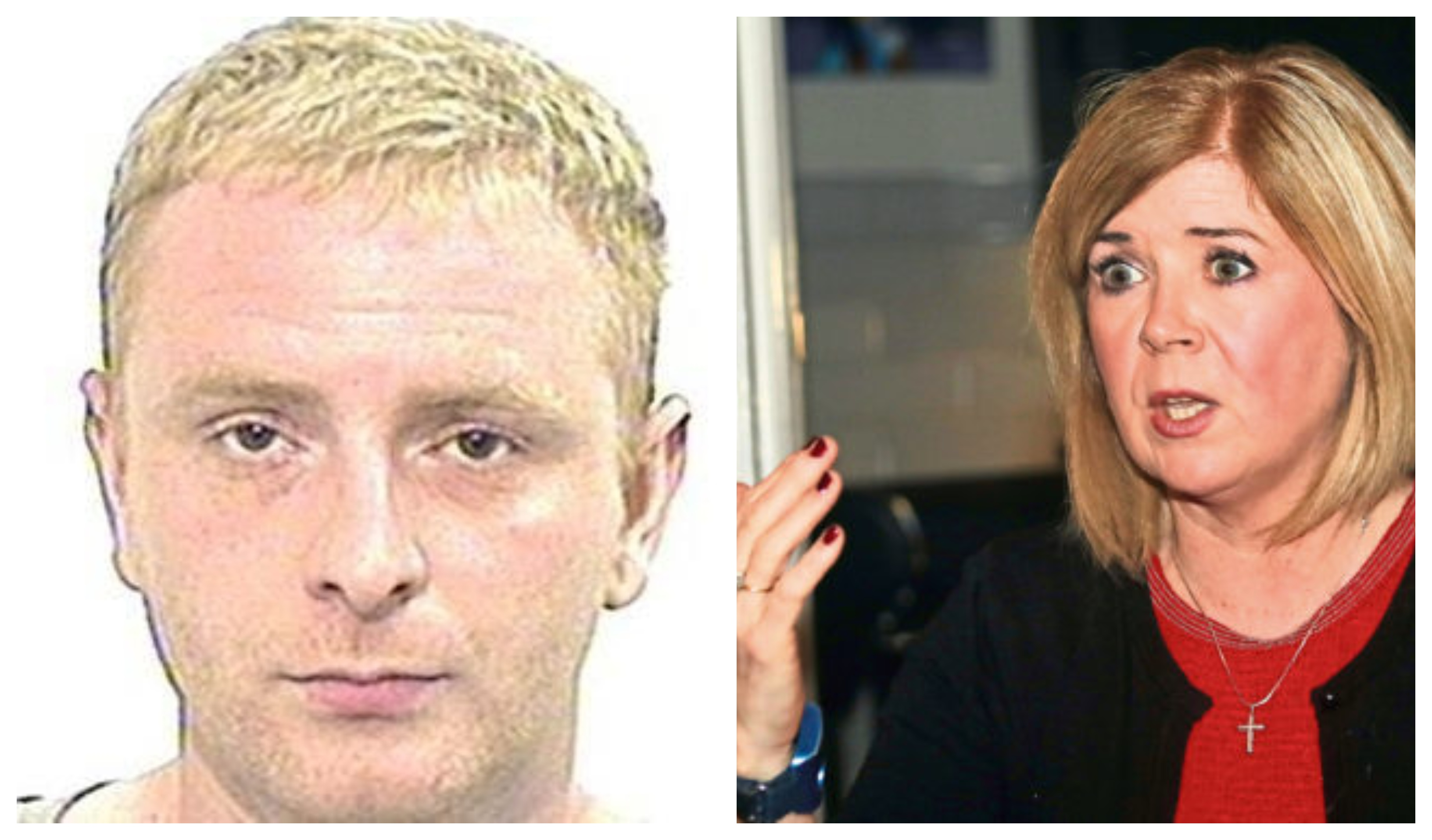 Robbie McIntosh attacked Linda McDonald, leaving her for dead.