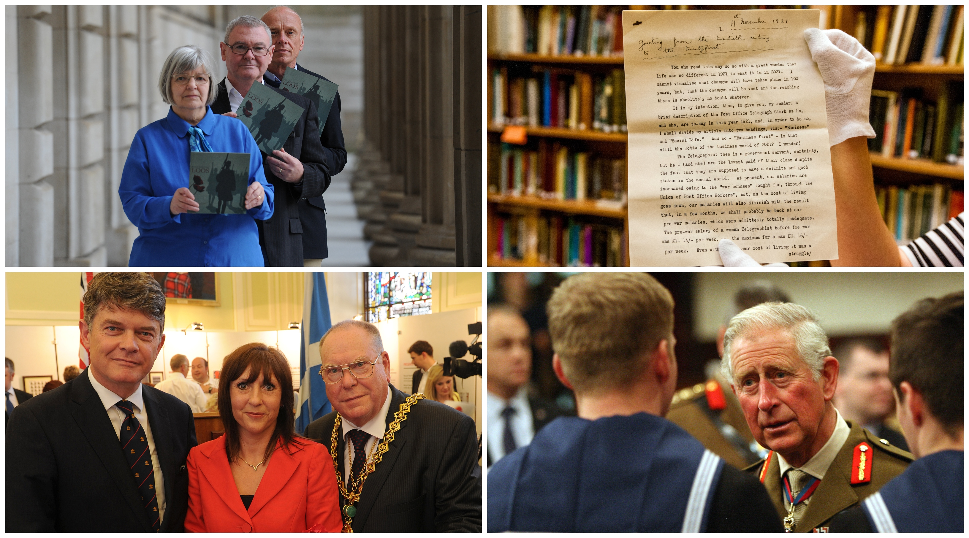 Pictures through the years: The Great War Dundee project is coming to an end after a successful few years.