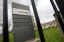 Most serious offenders in Tayside are sent to HMP Perth for jail terms.