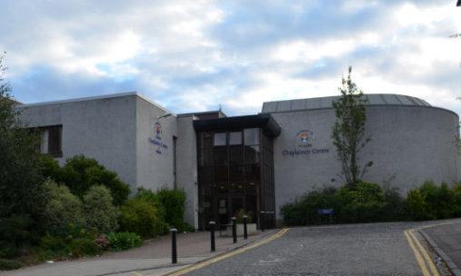 The Dundee University Chaplaincy Centre.