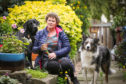 Carol aims to raise the money to name a guide dog after her late father, Arthur, who supported the charity.
