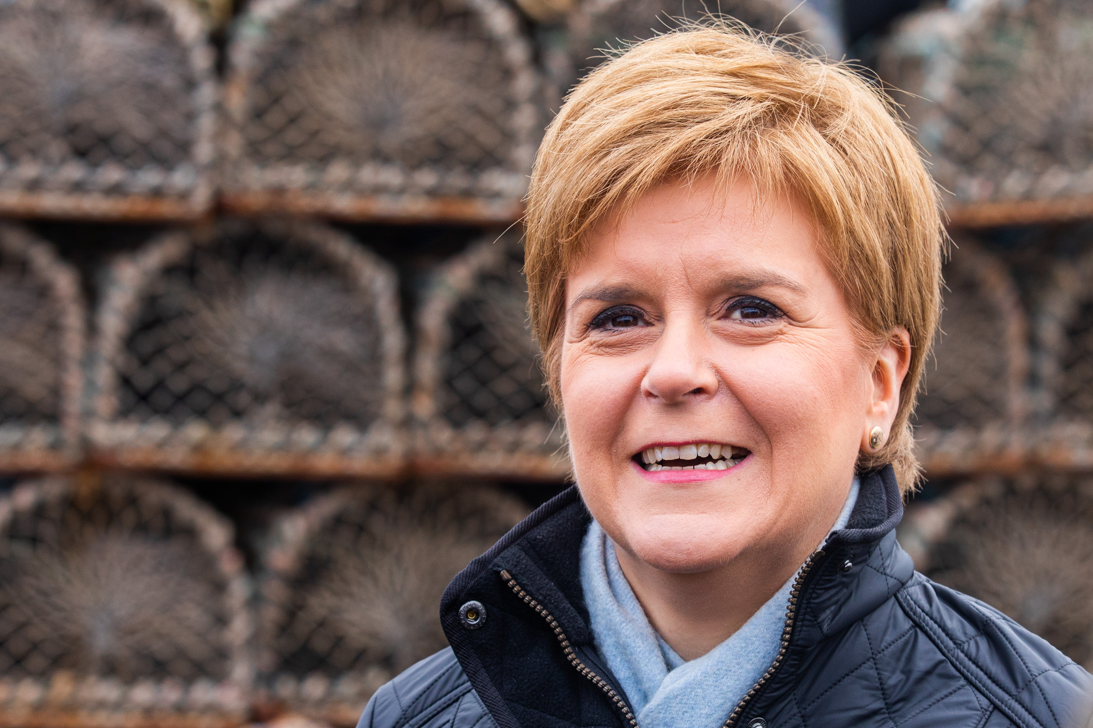 Nicola Sturgeon believes it is time for another independence referendum for Scotland.
