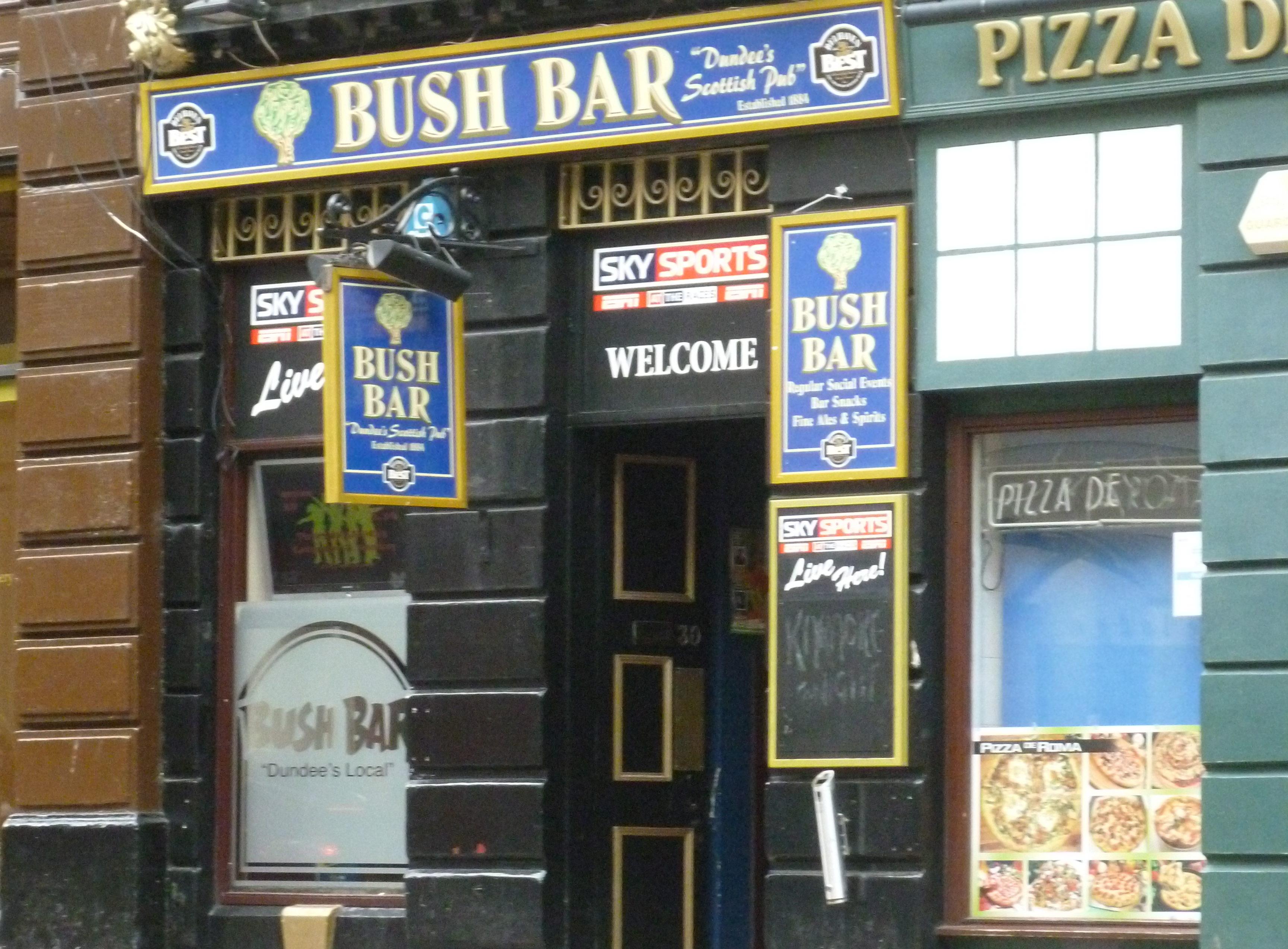 Bush Bar.