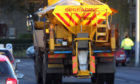Gritters were seen out in Dundee this morning. (Stock image).