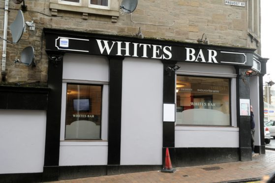 Vickie Shepherd is alleged to have attacked another woman at Whites Bar on Provost Road on January 4.