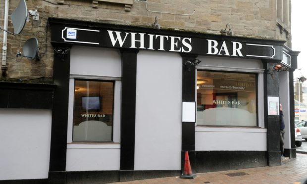 Vickie Shepherd attacked another woman at Whites Bar on Provost Road on January 4.