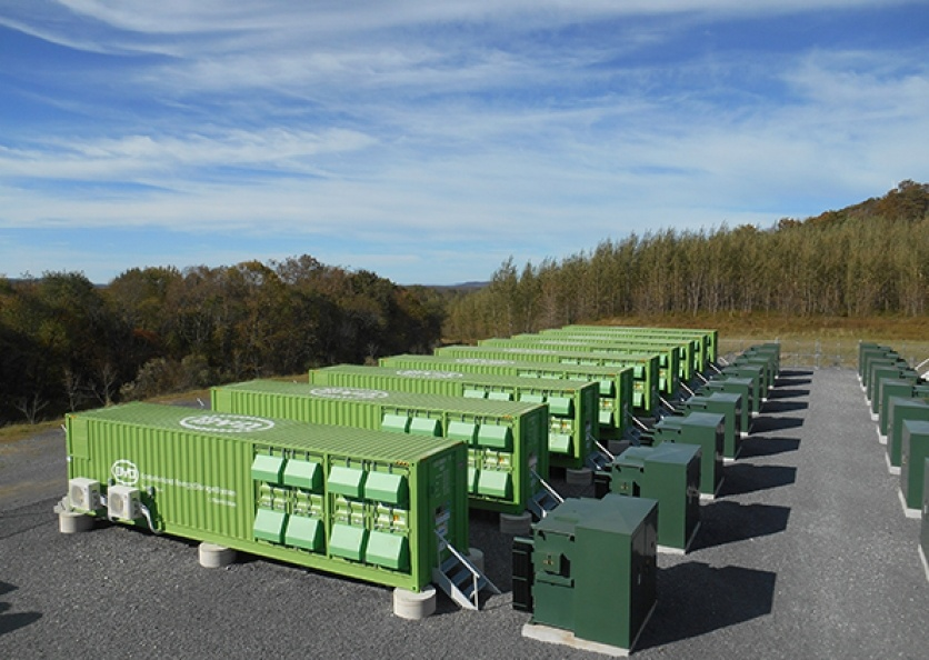 """Giant """"batteries"""" like these could soon be a sight in Dundee."""