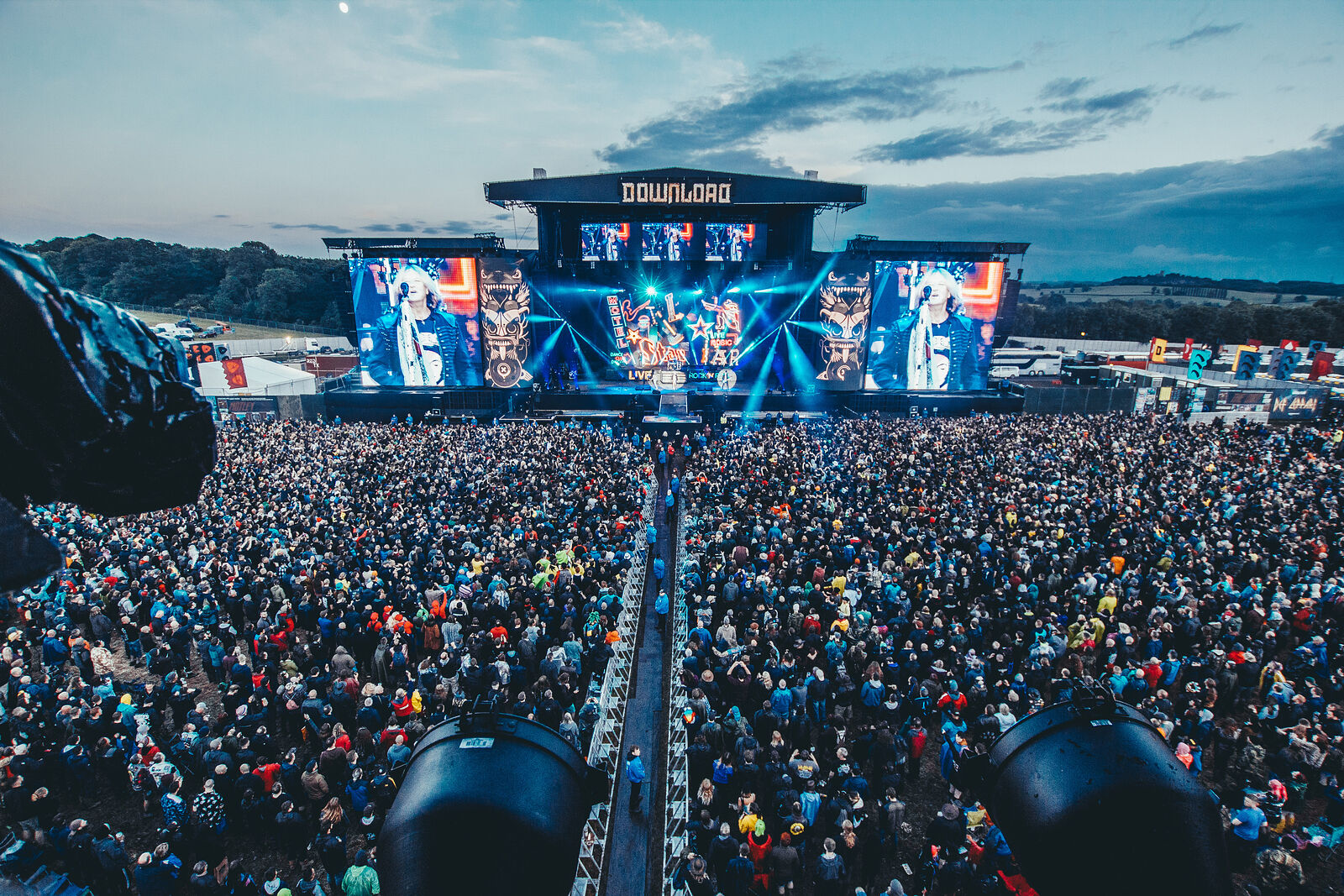 The bosses behind festivals such as Download are eyeing up an open-air show in Dundee.