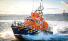 The Broughty Ferry lifeboat. (Library image).