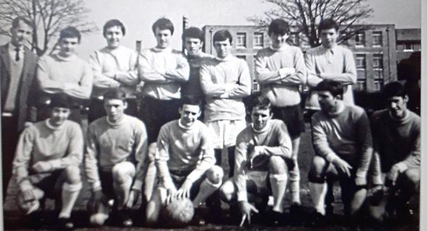 Craigmore Boys Club U/18 (1967-68).
