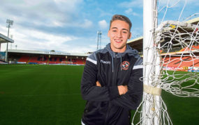 'His story is inspirational' Dundee United youngster Louis Appere hailed by academy chief Andy Goldie