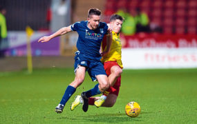 Dundee defender Cammy Kerr opens up on coronavirus shutdown and says: 'You have to realise there's a bigger picture'
