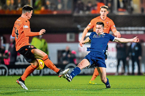 Lee Wilkie wants to see Dundee and Dundee United in the top flight