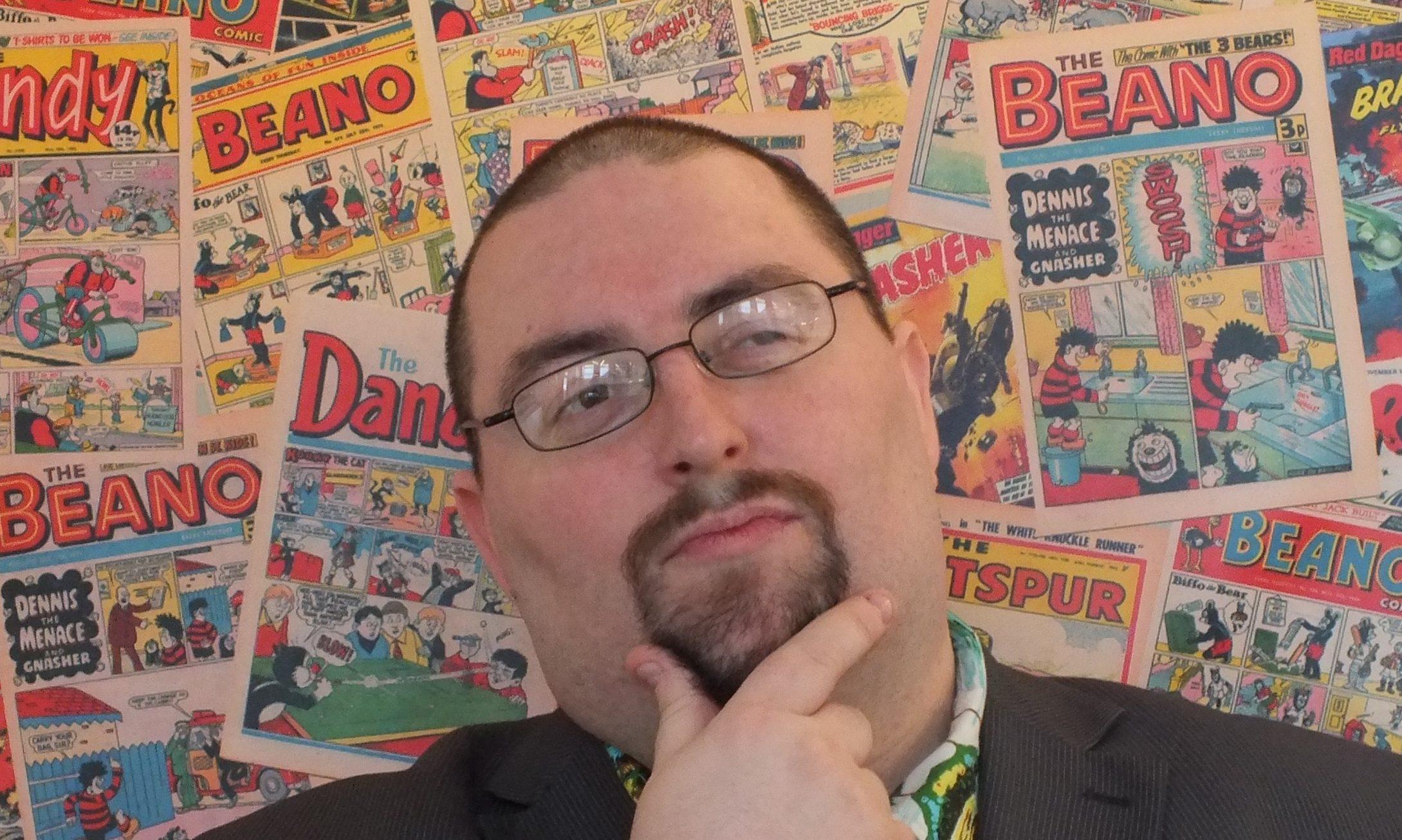 Professor Chris Murray.