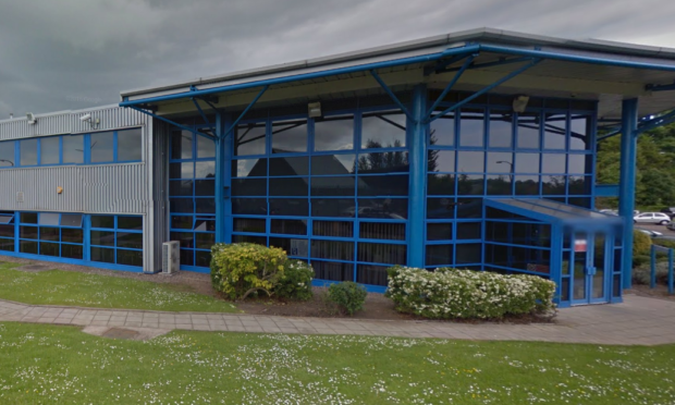 Dover Fueling Solutions UK factory at West Pitkerro Industrial Estate.