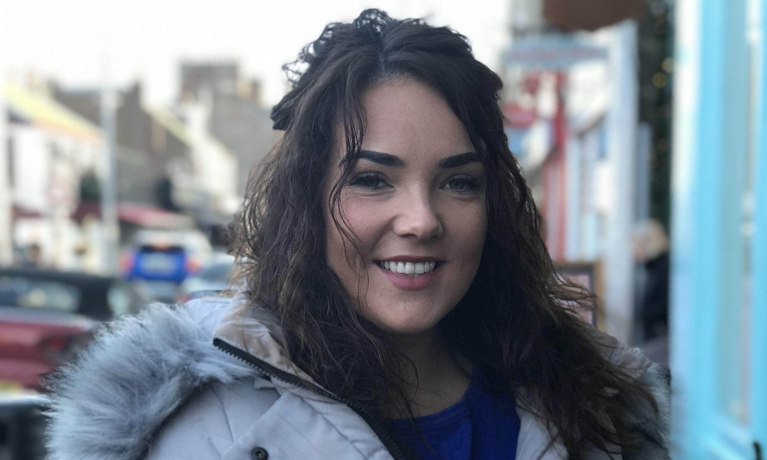 Dundee Hogmanay spokeswoman Jill Gibson.