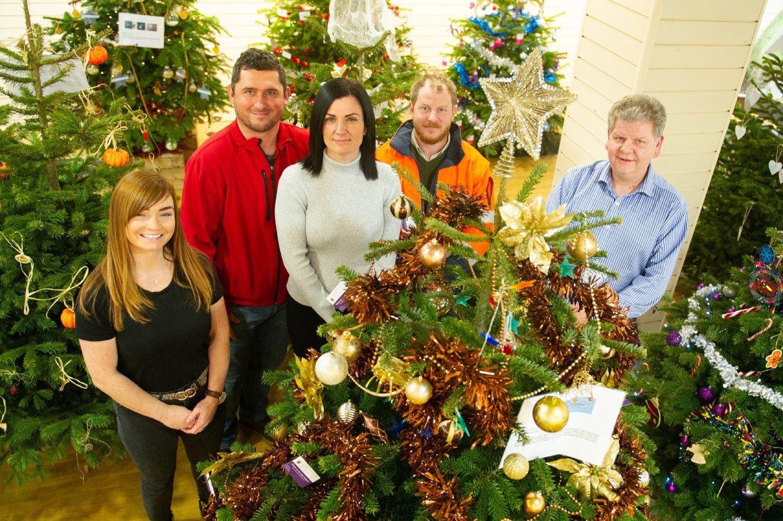Claire Grier-Monaghan, Bogdan Walkosz, Stacey Clark, Adam Robertson and Arnot Tippett.