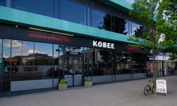 Kobee Steakhouse & Pan Asian Grill.