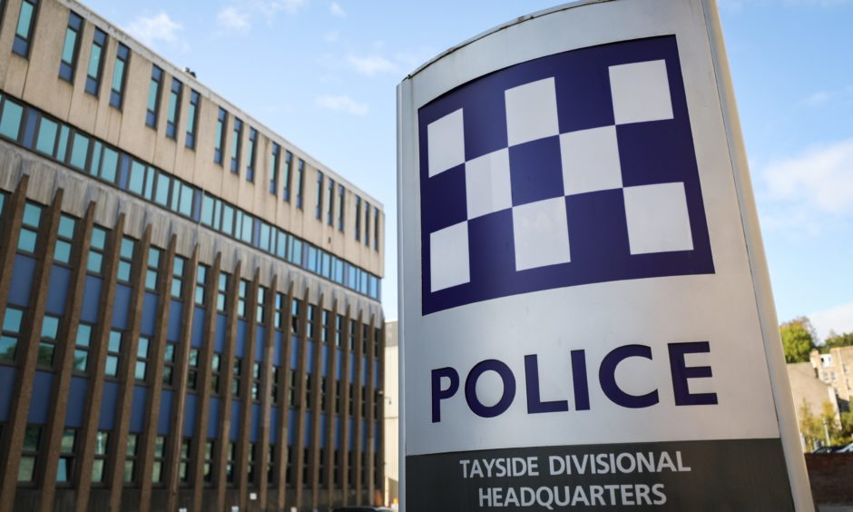 It's alleged Youens spat at an office while in custody at West Bell Street Police Station.