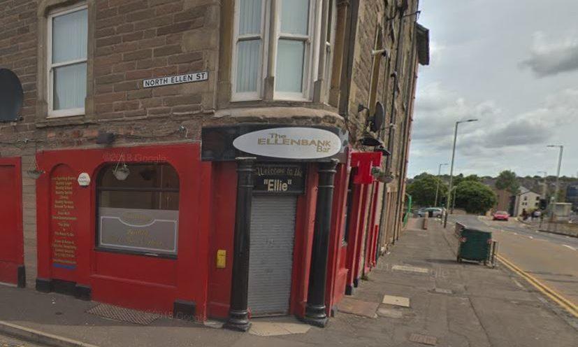 The Ellenbank Bar.