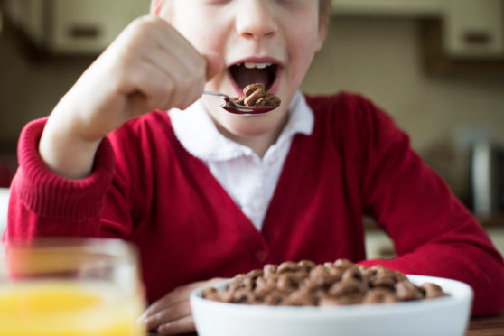 Breakfast club numbers in Dundee have fallen following an 800% price hike.