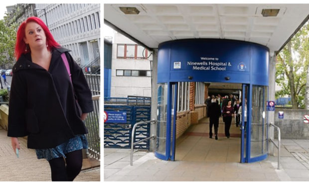 The hearing will look into allegations Katy McAllister removed medication from Ninewells Hospital in Dundee.