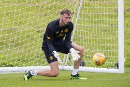 Dundee seal loan return for Celtic goalkeeper Conor Hazard