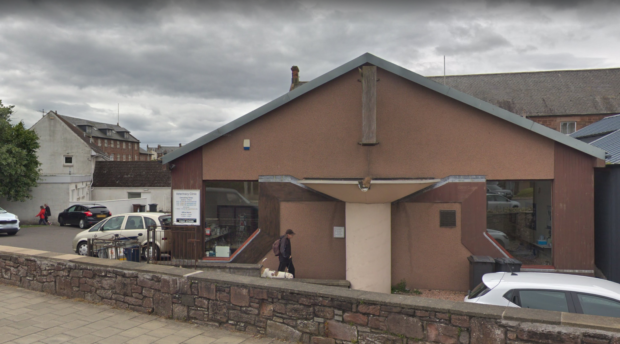 The Abbey Veterinary Clinic in Arbroath.