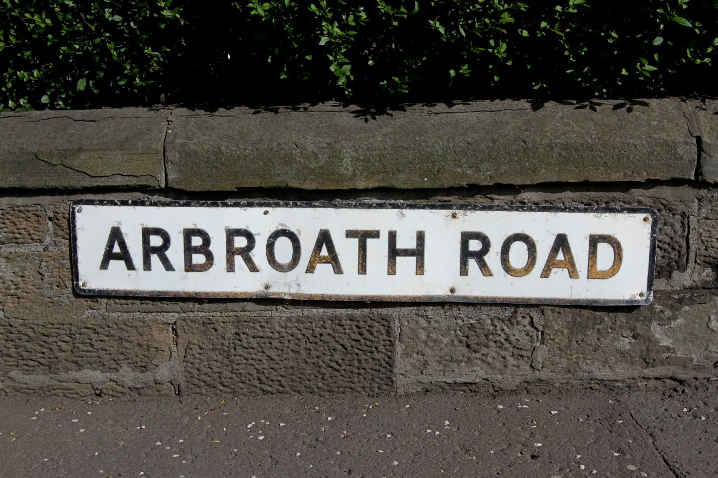 It's alleged the assault occurred on Arbroath Road in Dundee.