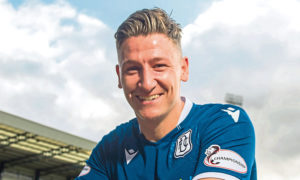 Former Dundee captain Josh Meekings insists he was 'open to staying' after Dens Park exit