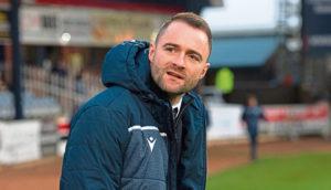 October start is not make or break for Dundee boss James McPake's transfer plans