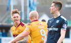 Motherwell won the last cup tie between the two at Dens Park 2-0.