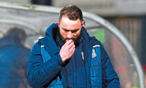 Another defeat for Dundee will leave alarm bells ringing for Dens gaffer McPake