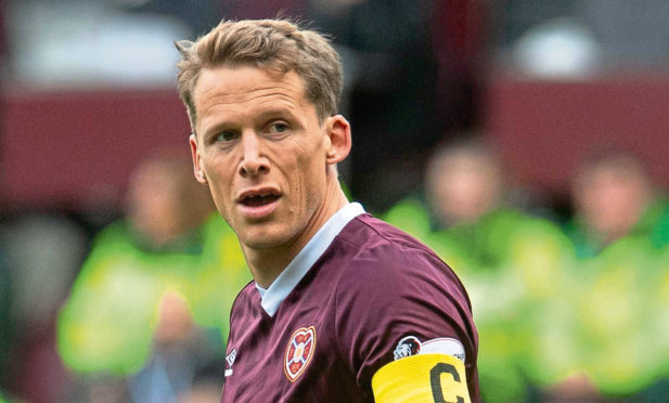 Berra was bombed out by former Hearts boss Daniel Stendel