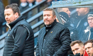 Caley Thistle manager John Robertson says title is Dundee United's to lose