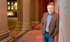 Angus Forbes at Dundee's  city chambers.