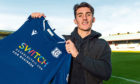 Dundee sign Ollie Crankshaw on loan from Wigan Athletic.