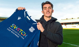 Unconventional winger Crankshaw aims to be refreshing signing for Dundee