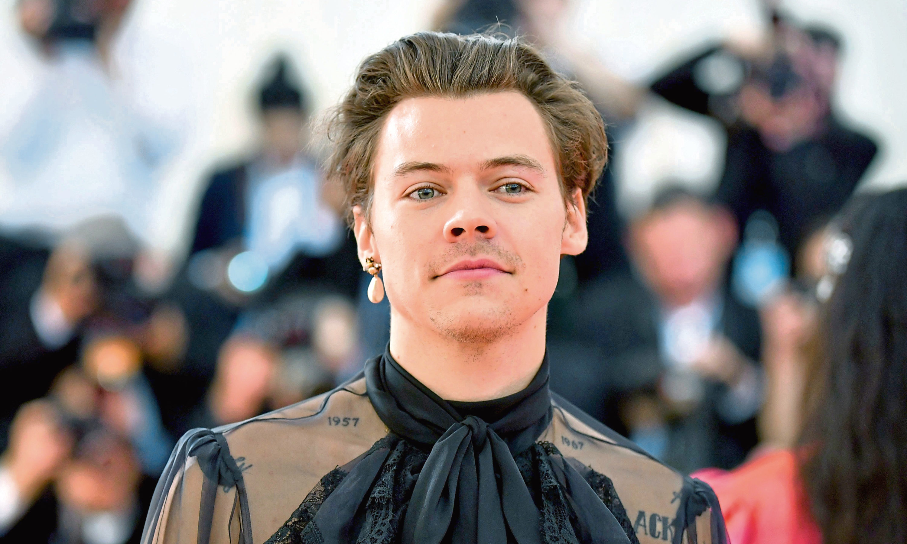 Harry Styles was one of the headline acts due to perform.