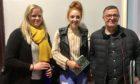 Western Gateway residents Ruth Bickerton, Becky Reid and Bill Batchelor.