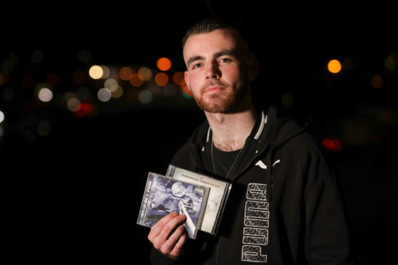 Darren Stewart, rapper and MC, on his links to Eminem after the release of a new album from the music superstar.