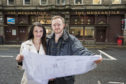 Mercantile Dundee new licensee's Tommy and Jacqueline Fox.