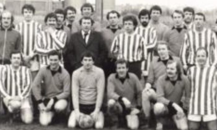 Some of the players who took part. See the main article for the full image.